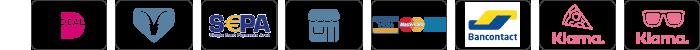 Steenbok natuursteen Betaalmogelijkheden