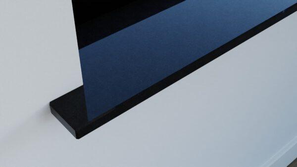 Steenbok-natuursteen-vensterbank-graniet-absolute-black-zwart-gepolijst-hoek-eruit