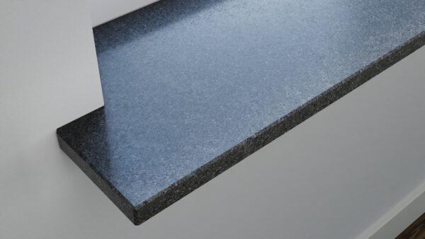 steenbok-natuursteen-Vensterbank-Graniet-Steel-Grey-grijs-gezoet-zijaanzicht