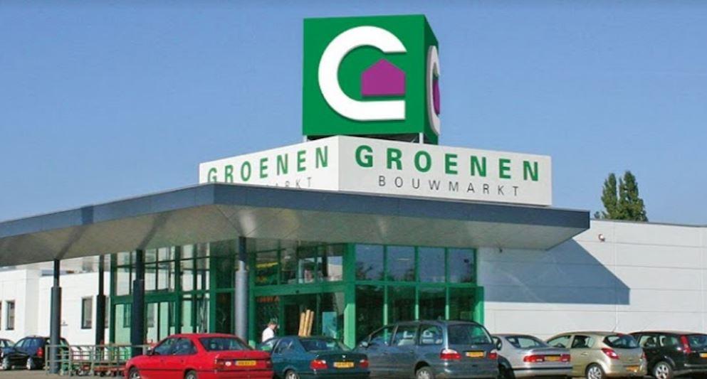 Steenbok Natuursteen Afhaalpunt Groenen bouwmarkt
