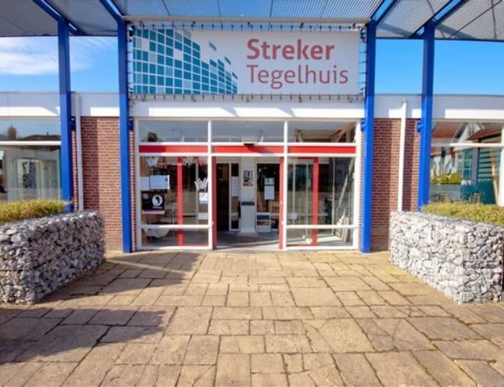 Steenbok Natuursteen Afhaalpunt Streker Tegelhuis B.V