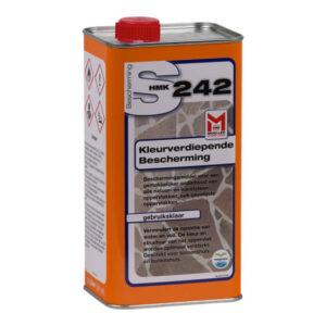 Steenbok Natuursteen HMK Moeller Stone Care S242 Kleurverdiepende Bescherming 1 Liter